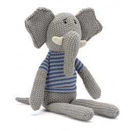 bobby the elephant soft toy