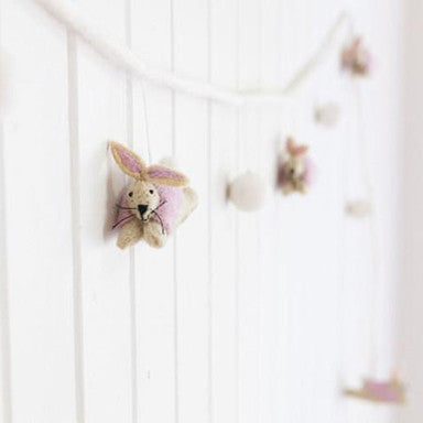 Bunny Rabbit Garland