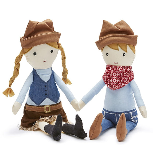 Clancy the Cowgirl Doll