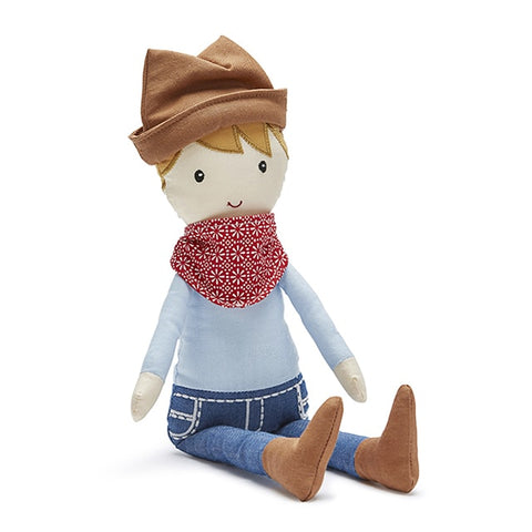 Cash the Cowboy Doll