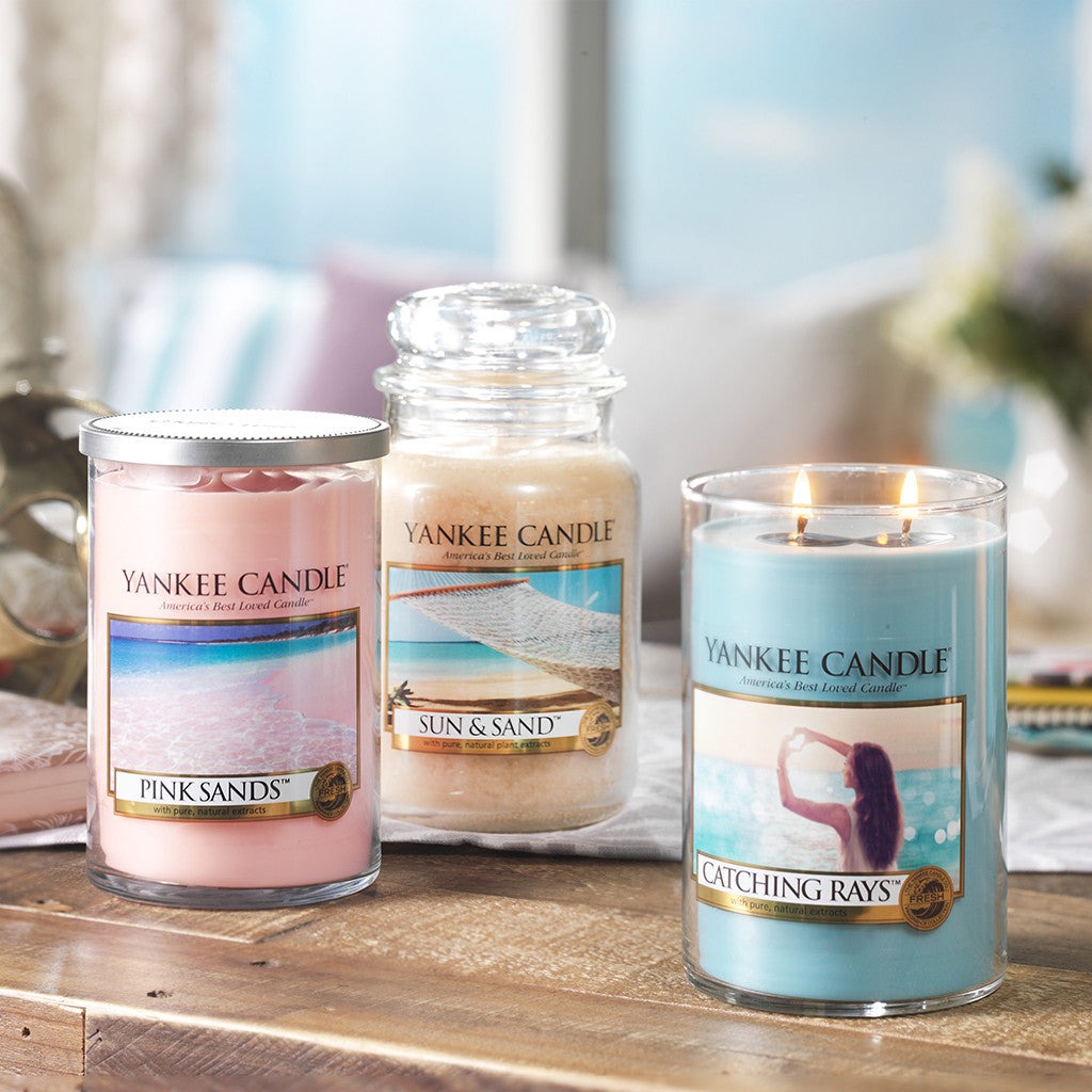 Yankee Candle - Catching Rays