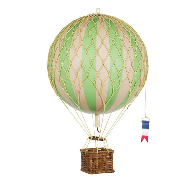 Travels Light Hot Air Balloon Green available at The Hera Collective