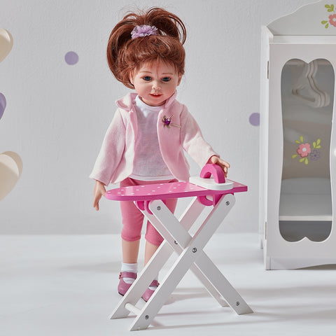Little Princess 45cm Doll Furniture - Ironing Board
