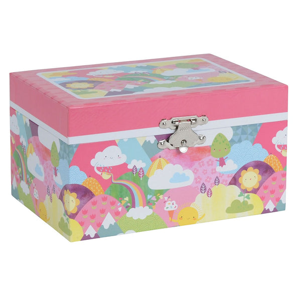 Jewellery Box - Rainbow Hills