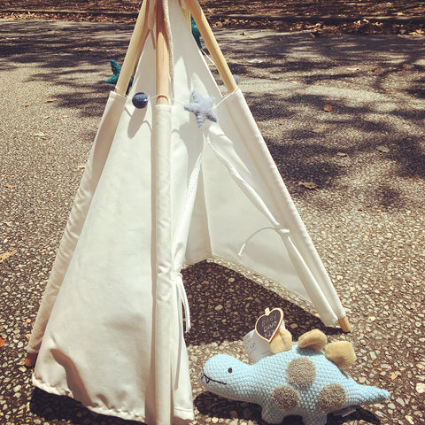 Kid's Toy Teepee