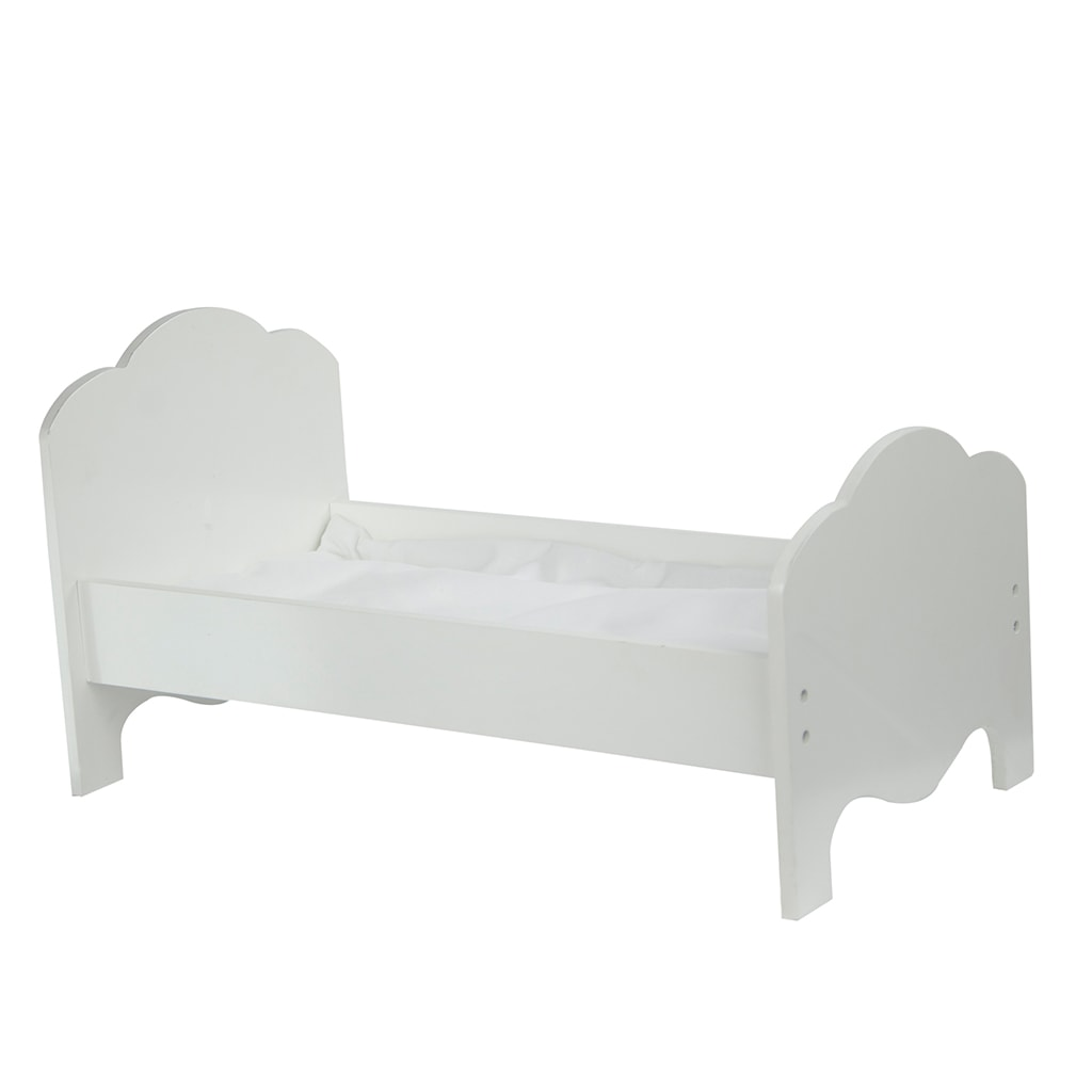 Little Princess 45cm Doll Furniture - Classic Single Bed