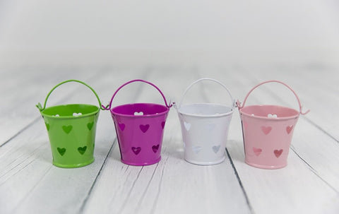 Love Heart Pail