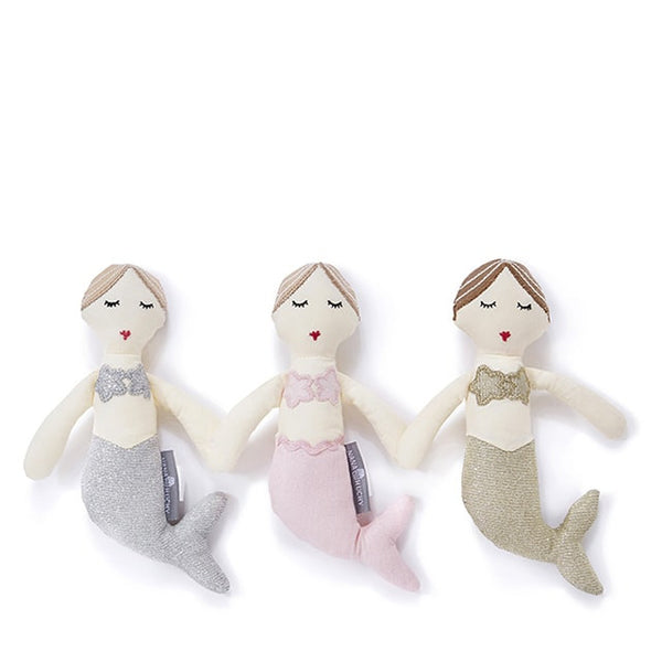 Mimi the Mermaid Baby Rattle
