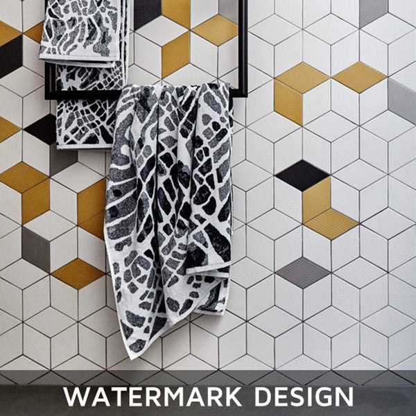 Watermark Towel Range by Ninnho - Build Your Own Set