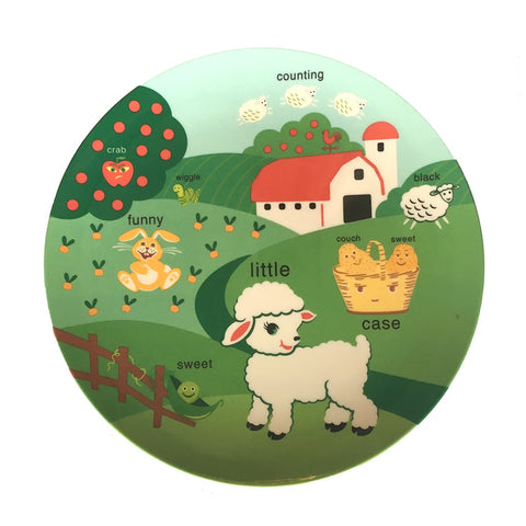 Farm Counting Plate - Limited Edition