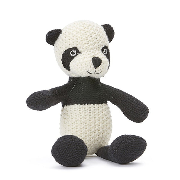 Taj the Panda Baby Rattle
