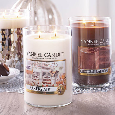 Yankee Candle - Chocolate Layer Cake