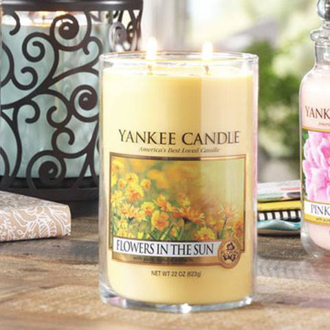 Yankee Candle - Flowers in the Sun