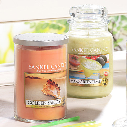 Yankee Candle - Golden Sands