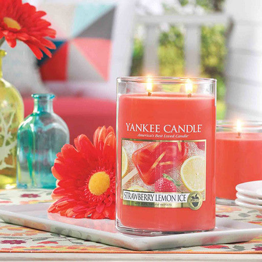 Yankee Candle - Strawberry Lemon Ice