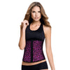 Animal Print Workout Waist Trainer with Ultra High Compression by TrueShapers®