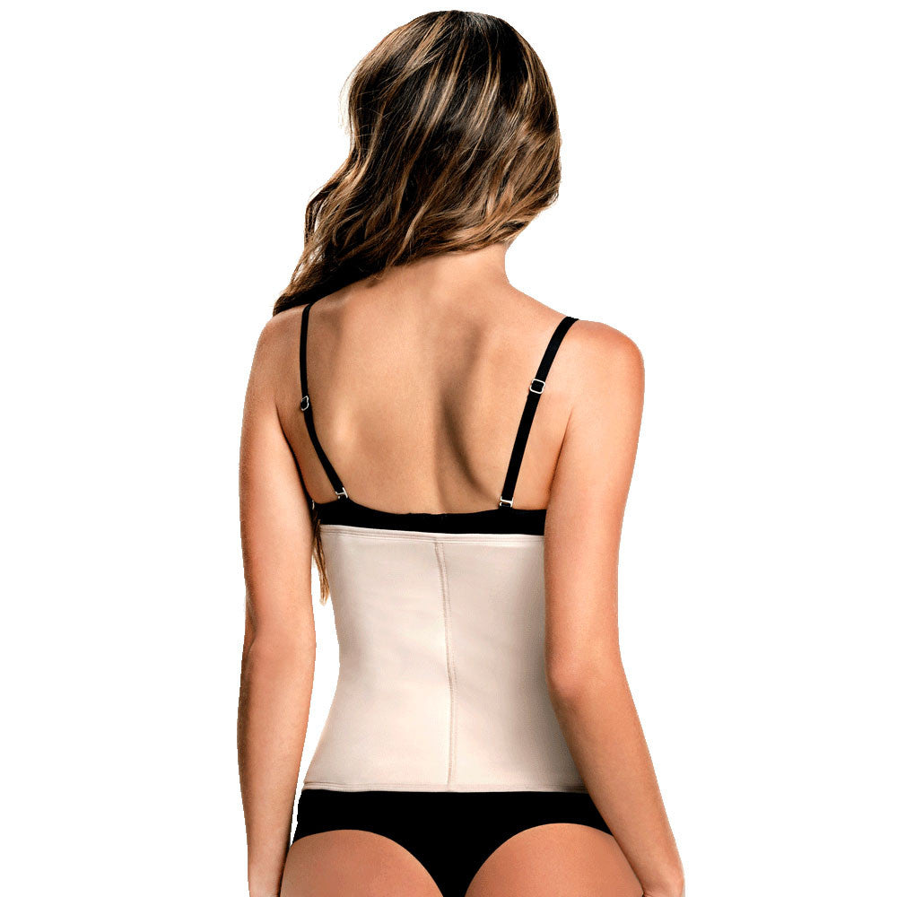 High Compression Waist Trainer Corset by TrueShapers - Shapersfit.com