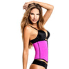 Neon Green / Fuchsia Workout Waist Trainer with Ultra High Compression by TrueShapers®
