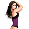 Animal Print Workout Waist Trainer with High Compression by TrueShapers®