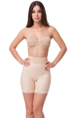 2nd Stage Buttocks Enhancing compression Girdle High Waist | BE04