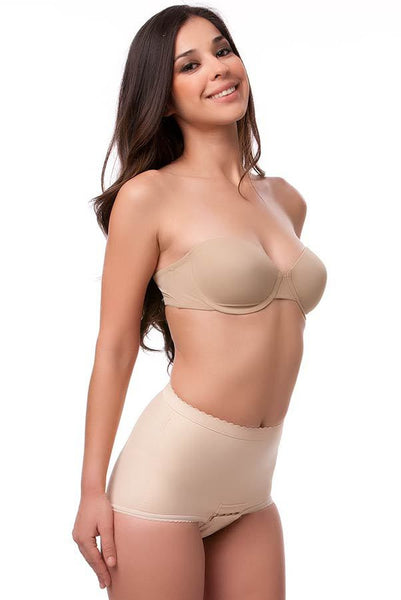 Low Waist Abdominal Panty Girdle