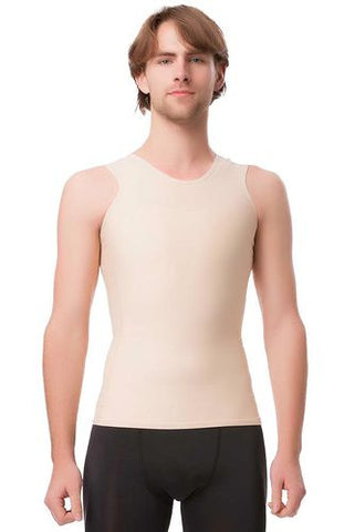 2nd Stage Mens Abdominal Compression Vest Post Surgical Garment | MG04