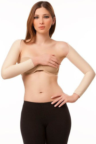 Cosmetic Surgery Long Sleeve Style Arm Compression Garment | SL01-01