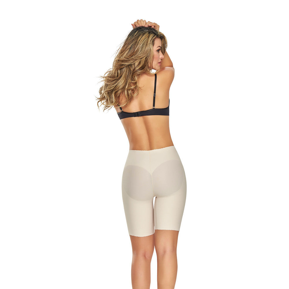 Butt Lifter Seamless Tech Mid-Thigh Slimmer Shorts By TrueShapers®