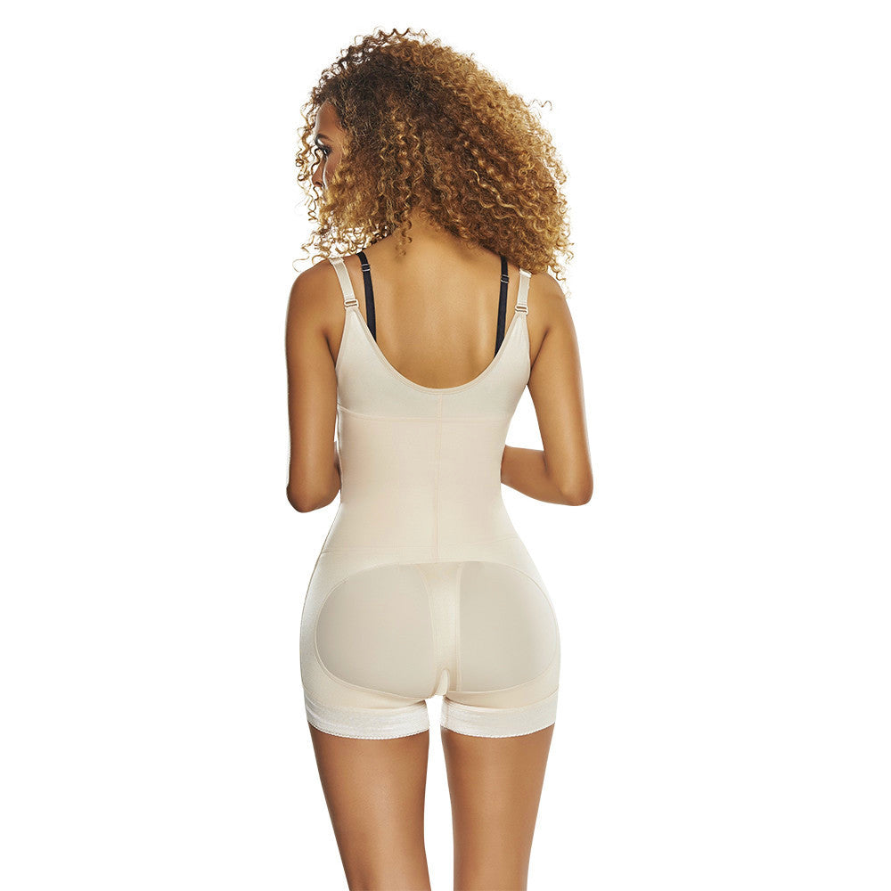 Butt Lifter Body Shaper in Boyshorts with Hook & Eye Closure by TrueShapers®