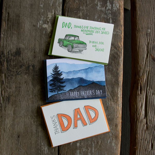 Father's Day Box, local gifts Handmade Idaho handmade glass