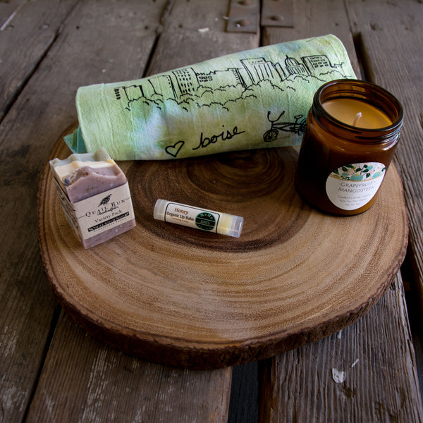 Idaho Home Box, local gifts Handmade Idaho