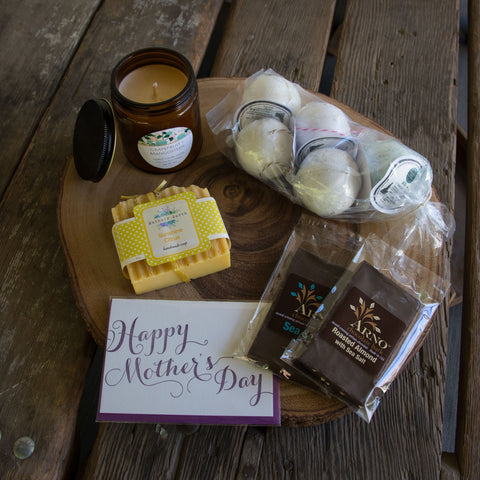 Mother's Day Box, local gifts Handmade Idaho