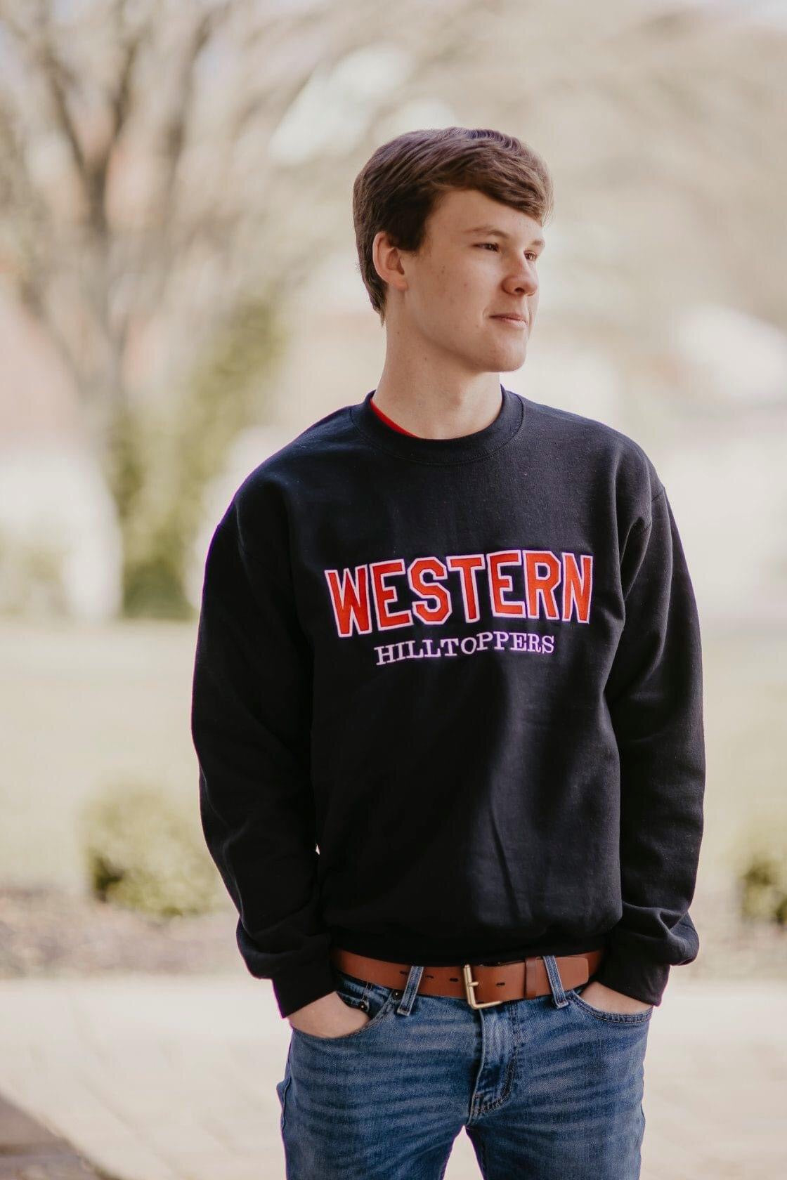 EASTERN / WESTERN / KENTUCKY Crewneck