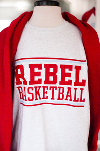 REBELS BASKETBALL Tee