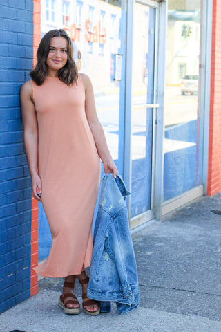 *NEW* Orange Sherbet Maxi