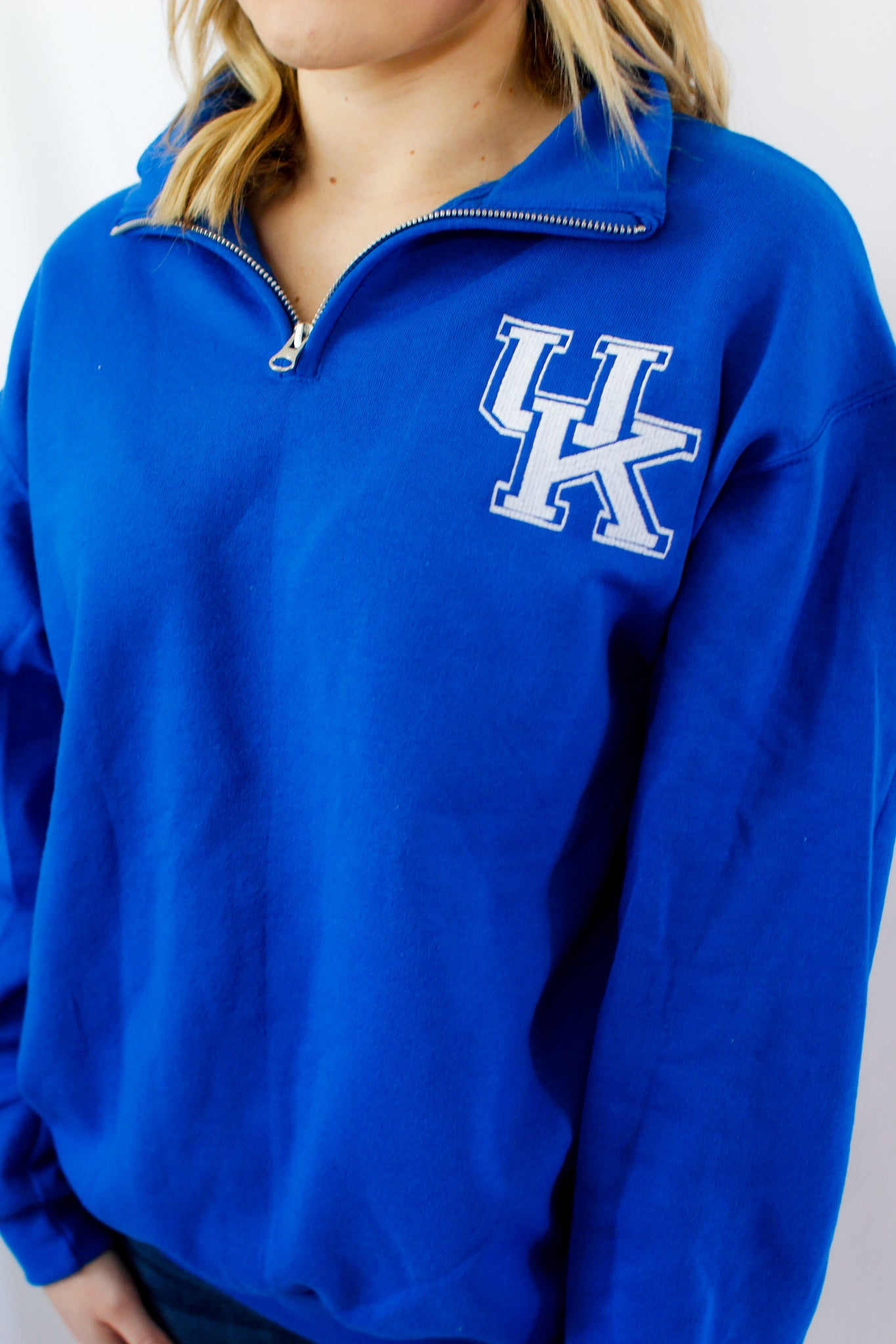 UK Quarter Zip