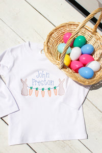 Easter Stitch Top