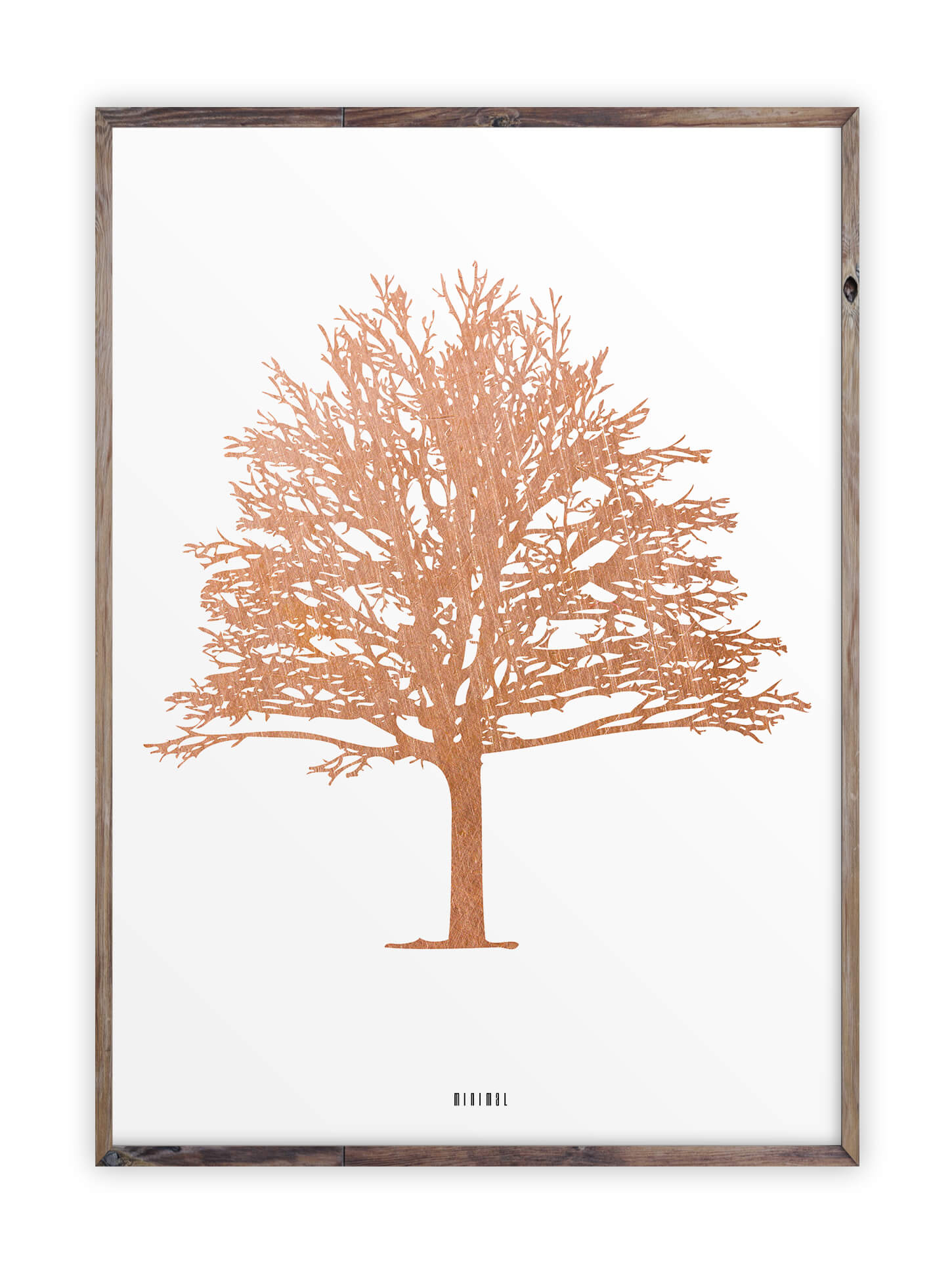 Copper Tree