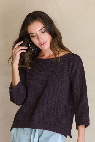 Balquisse Cotton Jumper