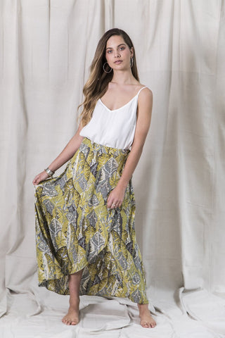 Untamed Wrap Skirt