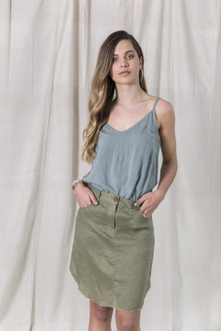 Native Skirt - Khaki