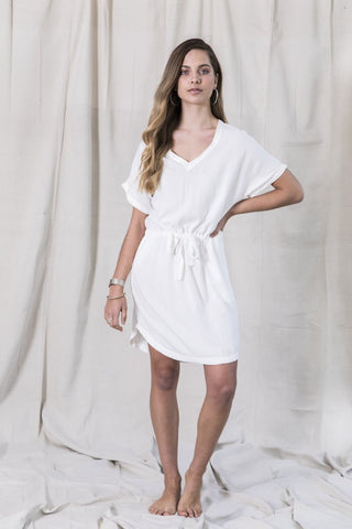 Weekend Dress - Ivory