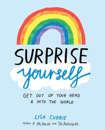 8/29/17 Releasee: Surprise Yourself by Lisa Currie | Penguin