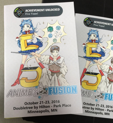 Anime Fusion October 21-23, 2016