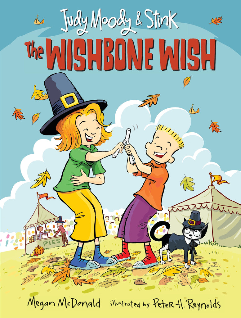 Judy Moody & Stink: A Wishbone Wish