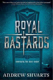 Andrew Shvarts Royal Bastards is on Book Divas Reading List