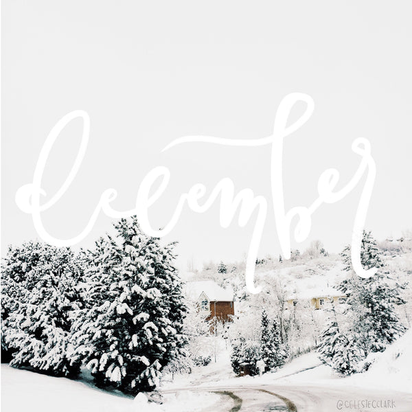 December - Digital Download