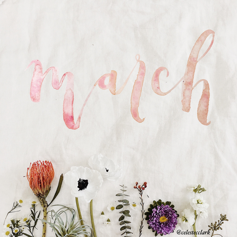 March - digital download