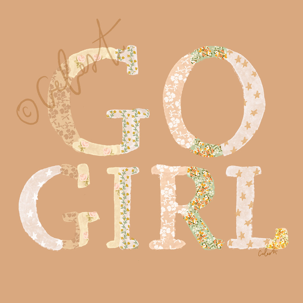 Go Girl - Digital Download
