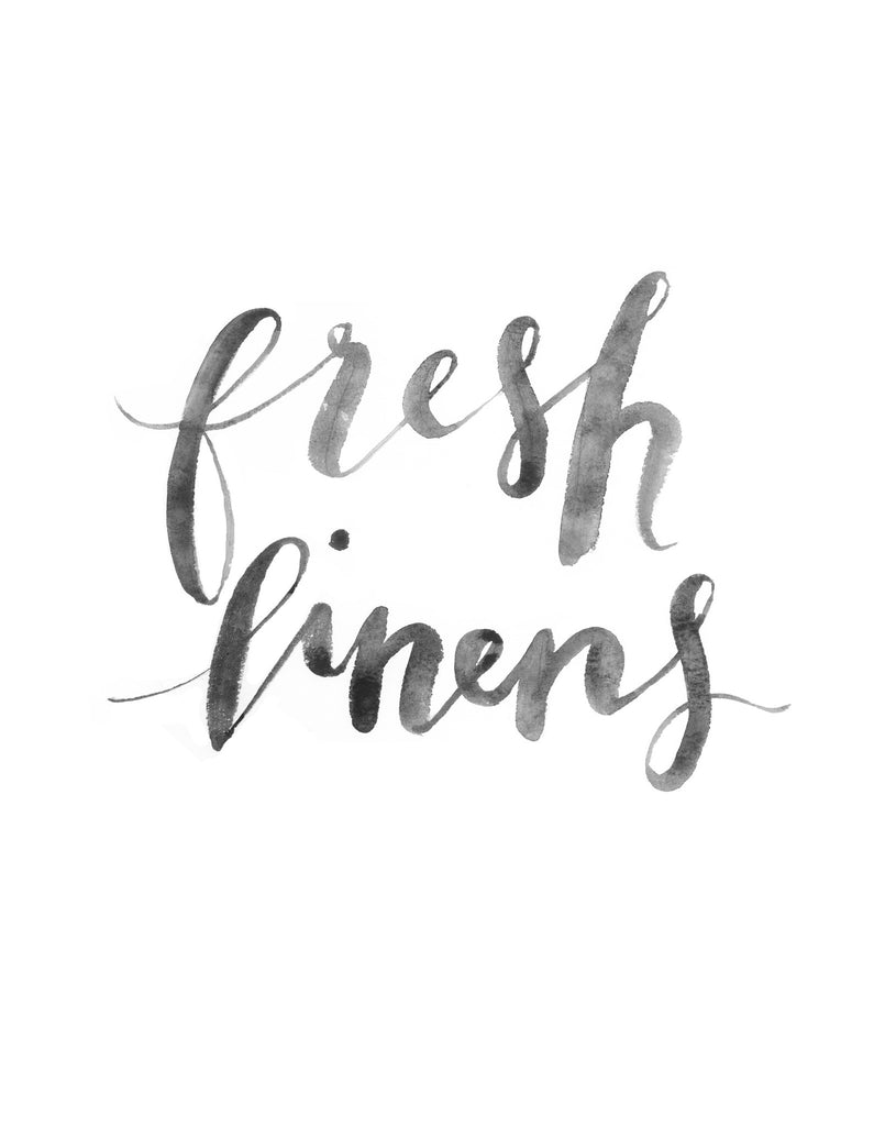 Fresh Linens - digital download {Celeste + Monika Hibbs}